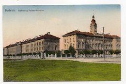 Budweis (Repubblica Ceca) - Erzherzog Rainer Kaserne - Non Viaggiata - Primi 1900 - (FDC14165) - Repubblica Ceca