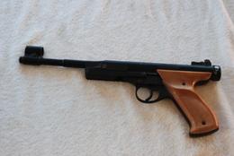 Pistolet A Air Comprimé Mondial Zip  Calibre 4,5mm - Armes Neutralisées