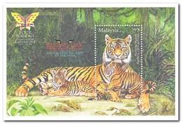 Maleisië 2013, Postfris MNH, Tiger - Maleisië (1964-...)