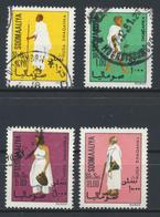 °°° SOMALIA - Y&T N°178/81/82/83 - 1975 °°° - Somalia (1960-...)