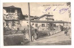BOLZANO -  ENTRATA PRINCIPALE - Bolzano (Bozen)