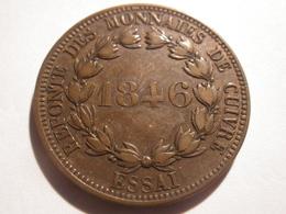 Essai Au Module De 5 Centimes (Louis Philippe I) - Francia