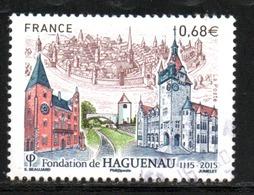 N° 4969  - 2015 - France