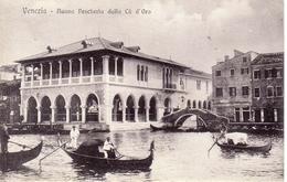 VENEZIA - Nuova Pescheria Dalla Cà D' Oro - Venezia (Venedig)