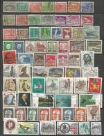 Berlin - 120 Timbres Oblitérés - Collections (without Album)