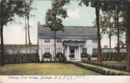 New York Saratoga Chancey Olcott Cottage - Saratoga Springs