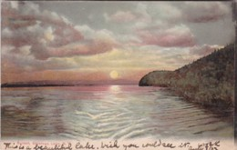 New York Saratoga Lake Sunset - Saratoga Springs