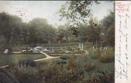 New York Saratoga Canfield's Park - Saratoga Springs
