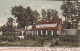 New York Saratoga Innescara Residence Of Chauncey Olcott 1906 - Saratoga Springs