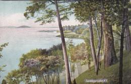 New York Saratoga Lake Scene - Saratoga Springs