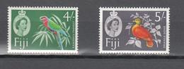 Fiji 1962,2V,parrot,dove,birds,vogels,vögel,oiseaux,pajaros,uccelli,aves,MH/Ongebruiikt(A3698) - Parrots
