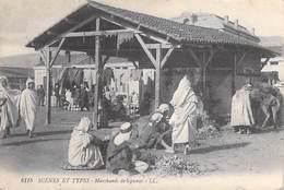 Afrique Algérie > Scènes & Types   MARCHANDS DE LEGUMES (-- Edition :LL 6118 )* PRIX FIXE - Algérie