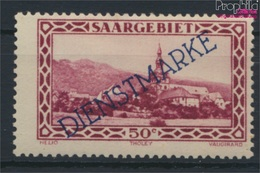 Saarland D18 Mit Falz 1927 Landschaften (9284038 - 1920-35 Société Des Nations