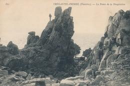CPA - France - (29) Finistère - Trègastel-Primel - La Pointe De La Décapitation - Primel