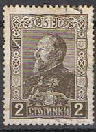 BULGARIE 4 // YVERT 118 // 1918 - 1909-45 Reino