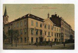 Budweis (Repubblica Ceca) - Deutsche Realschule Un Lehrerbildungsanstalr - Non Viaggiata - Primi 1900 - (FDC14166) - Repubblica Ceca