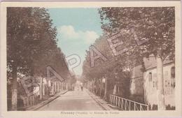Aizenay (85) - Avenue Verdun - Aizenay