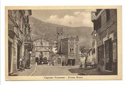 CAPRINO VERONESE -  PIAZZA ROMA - Verona