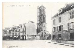 (23211-95) Mantes - Place Saint Maclou - Mantes La Ville