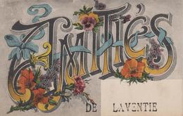 CPA Fantaisie Laventie - Amitiés De Laventie - Laventie