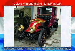 Carte Postale, REPRODUCTION, Diekirch (17), Luxembourg - Musées