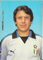 Cartolina Renato Cipollini-Inter - Calcio