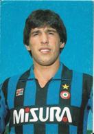 Cartolina Salvatore Bagni-Inter - Calcio