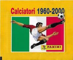BUSTINA CALCIATORI EDIZIONE PANINI CALCIATORI 1960-2000 PIENA SIGILLATA - Panini