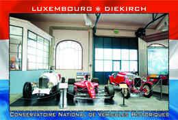 Carte Postale, REPRODUCTION, Diekirch (21), Luxembourg - Musées