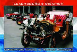 Carte Postale, REPRODUCTION, Diekirch (24), Luxembourg - Musées