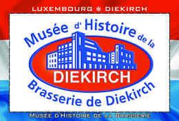 Carte Postale, REPRODUCTION, Diekirch (26), Luxembourg - Musées