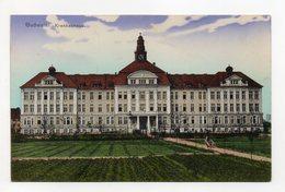 Budweis (Repubblica Ceca) - Krankenhaus - Non Viaggiata - Primi 1900 - (FDC14168) - Repubblica Ceca