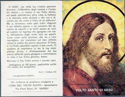 °°° Santino - Volto Santo Di Gesù °°° - Religione & Esoterismo