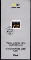 Croatia 2004 / World UNIMA Congress, Rijeka, Puppetry Art Festival, Theatre / Prospectus, Leaflet, Brochure - Croatie