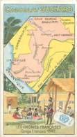 CHROMO  CHOCOLAT SUCHARD LES COLONIES FRANCAISES  CONGO FRANCAIS - Suchard