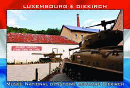 Carte Postale, REPRODUCTION, Diekirch (38), Luxembourg - Musées