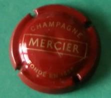 CHAMPAGNE MERCIER ROUGE - Mercier