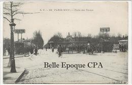 75 - PARIS 17 -- #32 -- Porte Des Ternes +++ E. V. / EV +++ - Arrondissement: 17