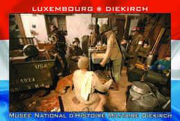 Carte Postale, REPRODUCTION, Diekirch (44), Luxembourg - Musées