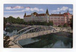 Budejovice (Repubblica Ceca) - Justieni Palac - Non Viaggiata - Primi 1900 - (FDC14170) - Repubblica Ceca
