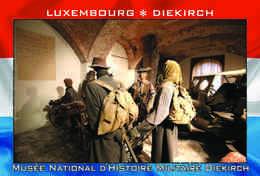 Carte Postale, REPRODUCTION, Diekirch (45), Luxembourg - Musées