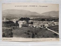 Buisson. Vue Générale - France