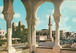 SOMALIA - Mogadiscio - Centro Visto Dalla Sede Municipale - Mosque - Somalia
