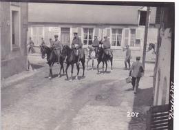(02) - Mauregny Offiziere 1917  Photo Allemande Feldpost - Craonne