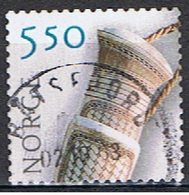 NORGE 74 // YVERT 1405 // 2001 - Used Stamps