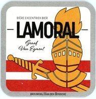 Lamoral. Graaf Van Egmont. Bière Excentriek Bier. Brouwerij Van Den Bossche. Heaume. Epée. Comte D'Egmont. - Sous-bocks
