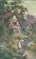 Maison Femme Fleurs Tuck 8463 - Tuck, Raphael