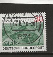 1970-SABRIA 70 - Oblitérés