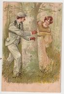 30- Couple En Forêt - Couples