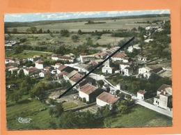CPSM -  Fontaine Sur Marne  -(52. Hte Marne ) - Vue Générale Aérienne - France
